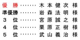 <br /> 平成 28年3月24日(木) ~ 平成 28年3月28日(月)  キャスコ杯 ショートランコンペ