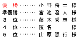 <br /> 平成28年4月6日(水) 久寿杯 金組