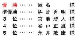 平成 28年8月14日(日) 久寿杯 金組